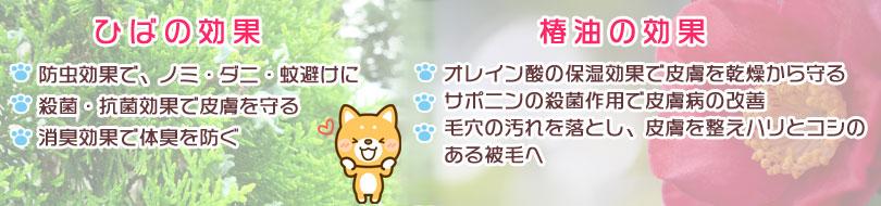 ひば・椿アロマ温浴