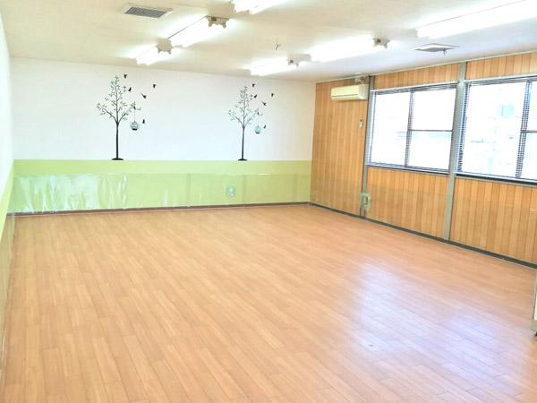 トレーニングエリア スイートルーム